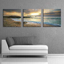 NOT FRAMED Canvas Print Home Decoration Wall Art Modern Seascape Picture Beach