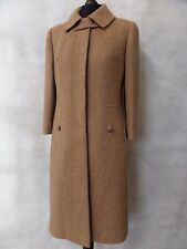 Ladies Windsmoor Wool Overcoat Coat Size 10 Short Sleeves CC4029
