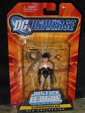 DC Universe Justice League Unlimited Super Woman Fan Collection 2008