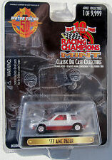 RACING CHAMPIONS MINT MOTOR TREND 50TH 1977 AMC PACER 3.25 SCALE 1/9,999