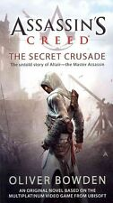 The Secret Crusade (Assassin's Creed (Unnumbered)), Acceptable, Bowden, Oliver,
