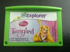 Leapfrog Explorer Leappad 2 3 Ultra Platinum Explorer -Disney Tangled game