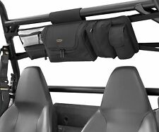Classic Accessories 18-014-010401-00 Quadgear Black UTV RZR Roll Cage Organizer