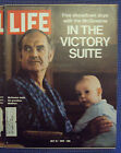 vintage LIFE Magazine July 21, 1972 - MCGOVERN In The Victory Suite