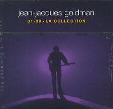 Jean-Jacques Goldman : 81-89 - La Collection (6 CD + 1 DVD)