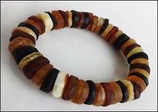 Raw Natural Baltic Amber Bracelet