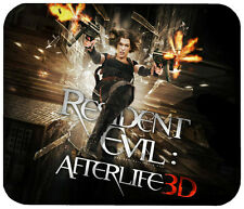 RESIDENT EVIL AFTER LIFE MOUSE PAD 1/4 IN. TV HORROR MOVIE MOUSEPAD