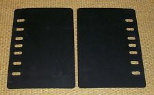 CLASSIC Size | Black PAGE SAVERS/Lifter FRANKLIN COVEY Planner Sheet Protector