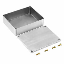New 1590BB Style Aluminum Stomp Box Effects Pedal Enclosure for Guitar EA