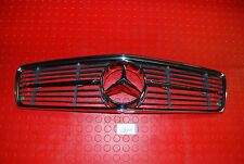 Mercedes Benz SL R 107 Early OEM Chrome Grille With Solid Metal Star