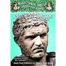 Magic Tree House Fact Tracker #14: Ancient Rome and Pompeii: A Nonfiction Compa