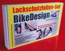 Vernice protezione telaio Pellicola Set, 23 Parti, trasparente, Bicicletta