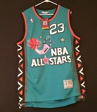 Mitchell & Ness NBA 1996 All Star Michael Jordan Swingman Men Jersey XL