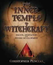New, Inner Temple Of Witchcraft, Christopher Penczak, Book