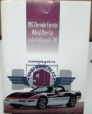 1995 Indy 500 Official Pace Car Press Kit Chevrolet Corvette History of Chevy