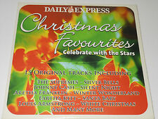 Daily Express Music CD - Christmas Favourites - Celebrate with the Stars