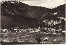 UGOVIZZA - PANORAMA - MALBORGHETTO VALBRUNA (UDINE) 1963