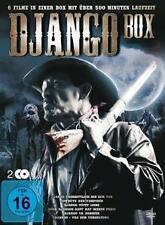 Western Dvd Sammlung Django Box  6 Filme auf 2 Dvds