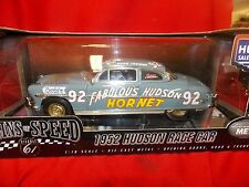 Highway 61 Hudson Hornet 1952 #92 Herb Thomas (different decals) 1:18 Die Cast