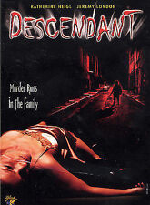 DESCENDANT! From the director of HORROR AT PARTY BEACH!