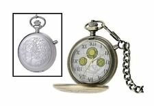 Doctor Who The Masters Deluxe Fob Pocket Watch