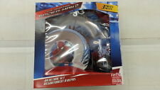 AMAZING SPIDERMAN 2 SUPERHERO KID 3 PIECES DINNERWARE BOX SET 100% ORIGINAL L@@K