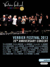 Verbier Festival 20th Anniversary Concert Edition, New DVDs