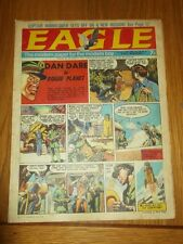 EAGLE VOL 20 #4 25TH JANUARY 1969 BRITISH WEEKLY DAN DARE