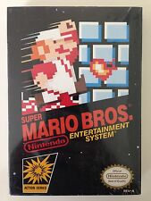 FACTORY SEALED NES Super Mario Bros. Nintendo Game BRAND NEW Factory Sealed MIB