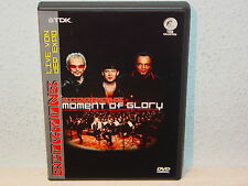"*****DVD-SCORPIONS""MOMENT OF GLORY""2000 Eagle Vision*****"