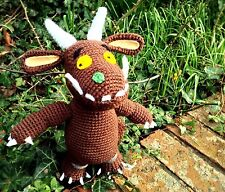 The gruffalo amigurumi crochet pattern