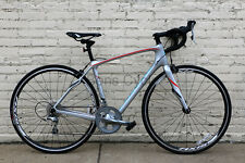 2015 Specialized Ruby Tiagra FACT 9r Carbon Road Bike Sil 51cm Zertz Used Demo