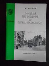 """""""Bulletin de la société historique de Rueil Malmaison"""" n°28 décembre 2003"""
