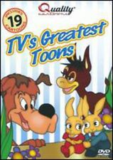 TV's Greatest Toons DVD Region 1 CLR