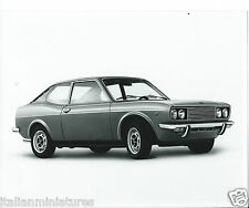 Fiat 128 3P Sport Coupe Original Photograph Excellent Condition with notes
