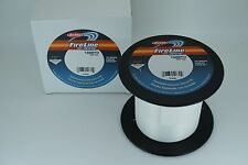 Berkley Fireline Crystal Braid 30lb 1500yd Fishing Bulk Spool Line BFL150030-CY