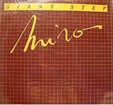 ++MIRO giant step LP 1984 country girl/honey RARE VG++