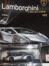 Lamborghini VENENO  Hachette Auto Plus N° 44    1/43 Fascicule