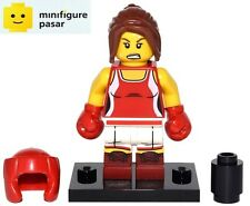 Lego 71013 Collectible Minifigure Series 16: No 8 - Kickboxer Girl - New
