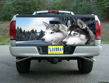 T157 WOLF TAILGATE WRAP Vinyl Graphic Decal Sticker Tint Bed Cover