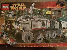 Lego star wars clone turbo tank (7261)