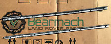 Bearmach Land Rover Series 2, 2a, 3, Door Sill Seals x 2, OEM, MRC5740 & MRC5741