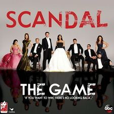 Scandal The Board Game based on the TV Show, Scandal-New in Box
