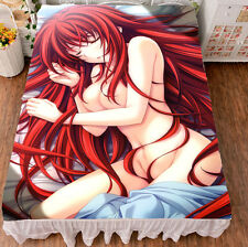 150cm*200cm Japanese Anime High School DxD Sexy blanket Lolita Bed Sheet C2