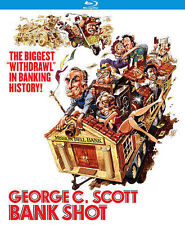 Bank Shot (1974) Blu-ray Disc Kino Lorber George C. Scott