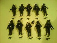 Star wars lot de 10 biggs pilote tie forces imperiales avec armes...* a saisir