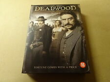 4-DISC DVD BOX / DEADWOOD - SEIZOEN 2