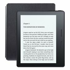 "Kindle Oasis E-reader - Black, 6"" (300 ppi) Wi-Fi + 3G - Includes Special Offers"