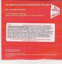 (DC388) The Retrospective Soundtrack Players, The Catcher In The Rye - DJ CD