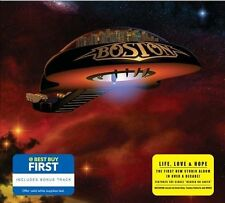 BOSTON- Life, Love & Hope [@ Best Buy First] (2013 Frontiers CD)